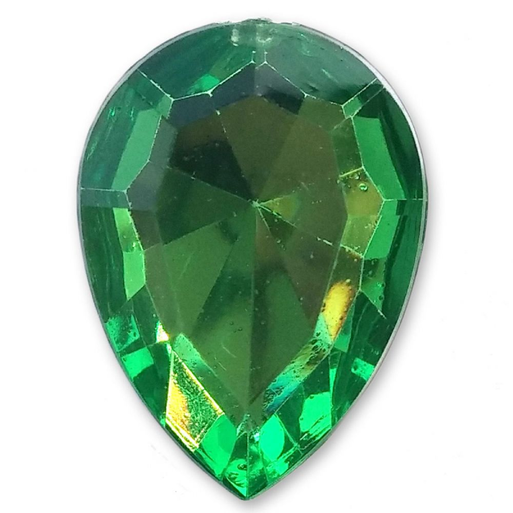 image royalty emerald shapes set vector free gems green various of